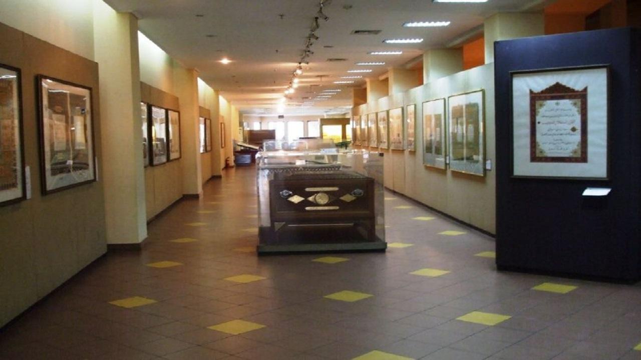 تاریخ کتابت قرآن را در یکی از موزههای بحرین مرور کنید