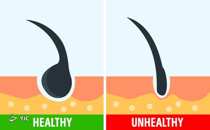 ۴ راهی که میتوانید به وسیله آن، از سلامت موهای خود اطمینان حاصل کنید