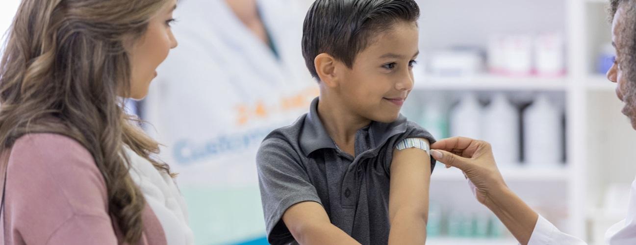 آزمایش واکسن کرونا بر روی کودکان
