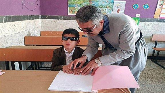 باشگاه خبرنگاران - ۱۱۸ دانش آموز آسیب دیده بینایی در مدارس کردستان تحصیل میکنند