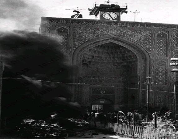 باشگاه خبرنگاران - وقتی مسجد تاریخی جامع کرمان را سوزاندند