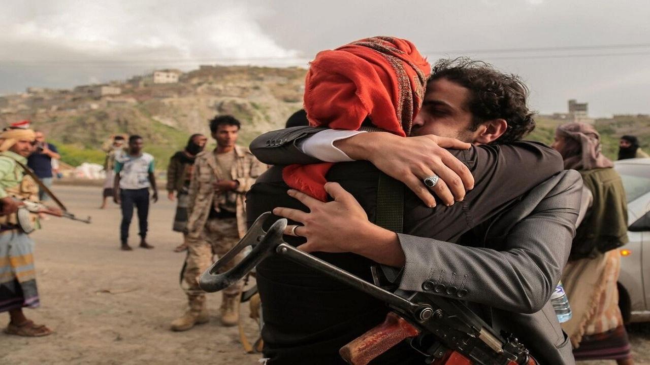 مرحله نخست تبادل اسرا در یمن آغاز شد