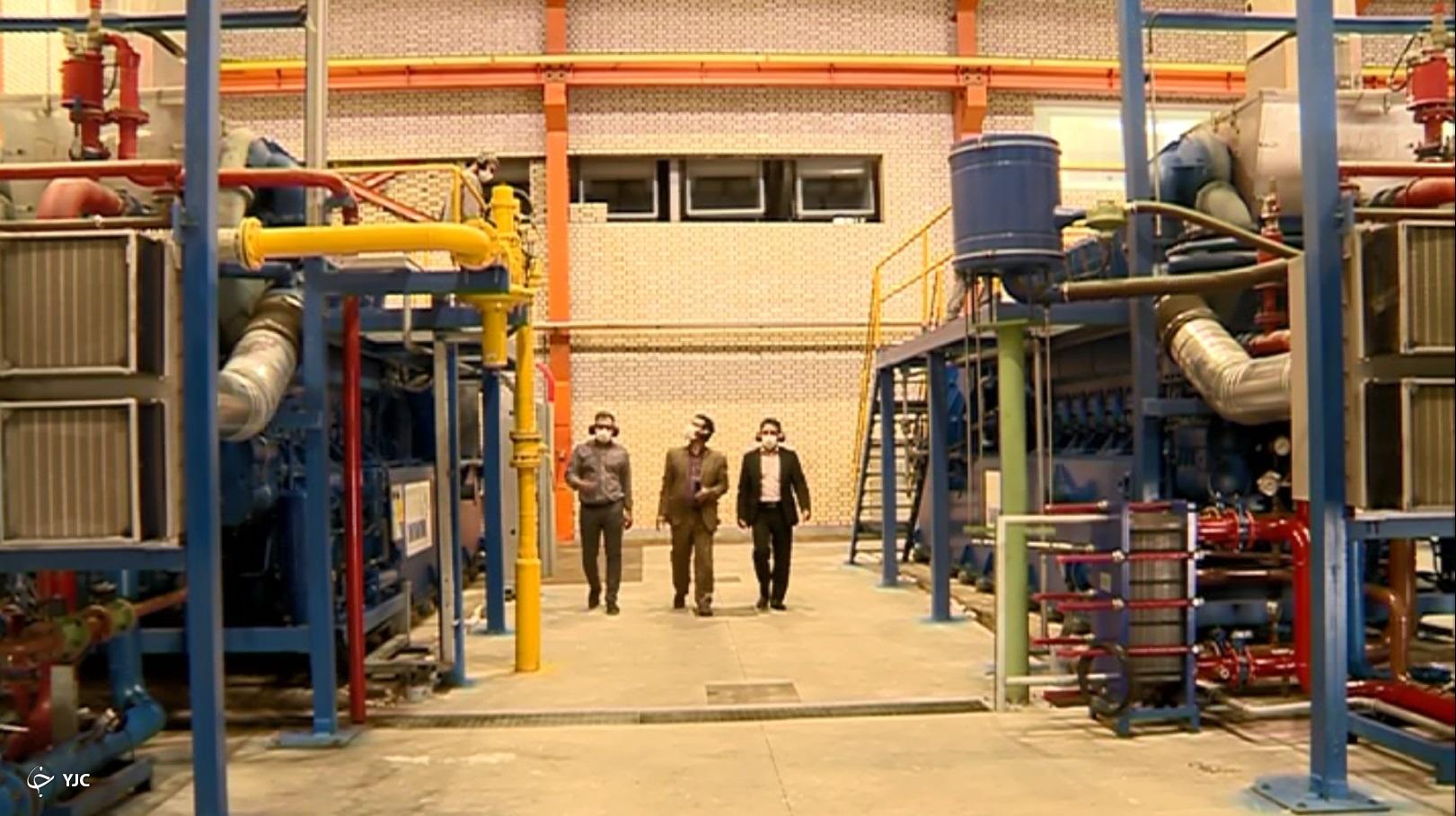 رکورد شکنی متخصصان ایرانی در احداث نیروگاه برق