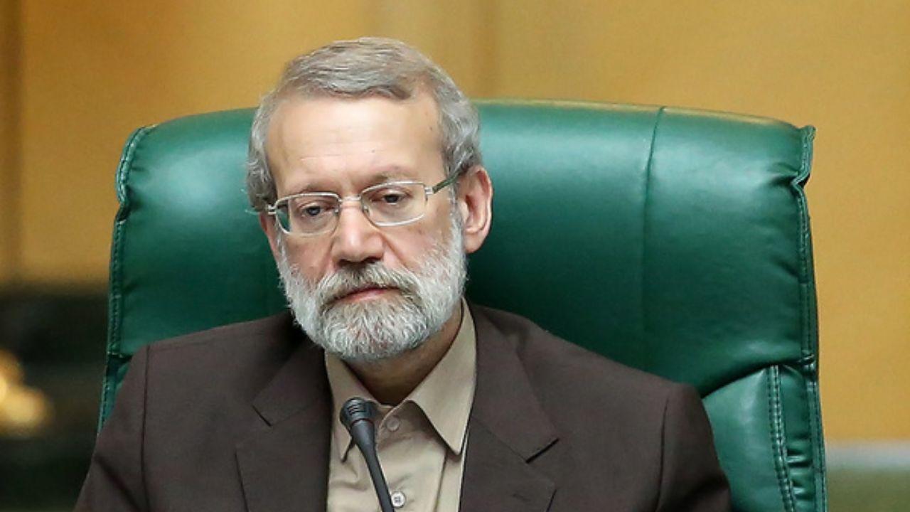 12764729 869 » مجله اینترنتی کوشا » پیام علی لاریجانی در وداع با شهدای مدافع حرم خانطومان 1