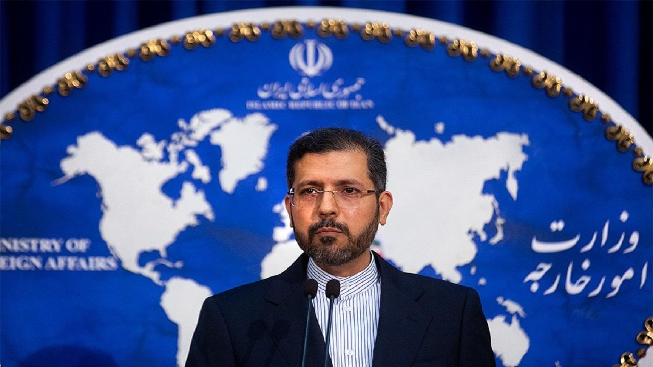 خطیب زاده: گلوله پراکنیها تکرار شود، ایران بیتفاوت نمیماند