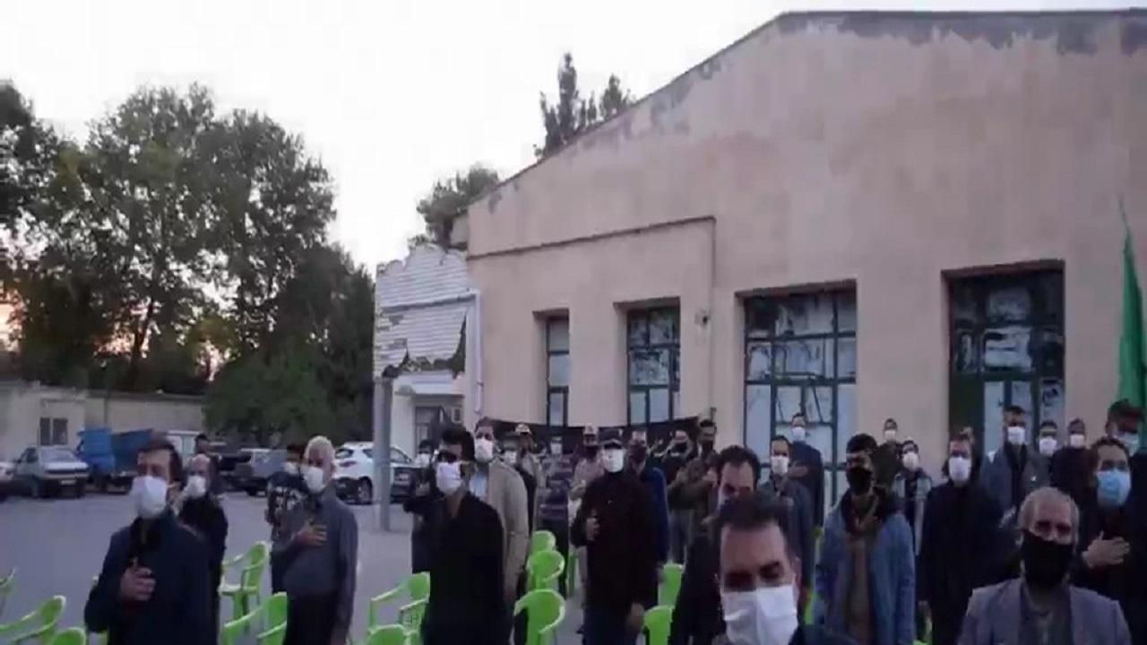 آذربایجان شرقی درسوگ پیامبر (ص) و امام حسن (ع)