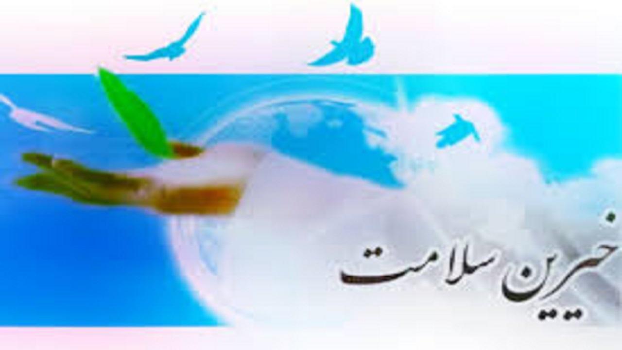 اهدای ۳هزار دست لباس ایزوله و ماسک به مدافعان سلامت شهرستان سراب