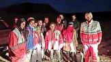 باشگاه خبرنگاران - نجات سه نفر در ارتفاعات شاه جهان اسفراین