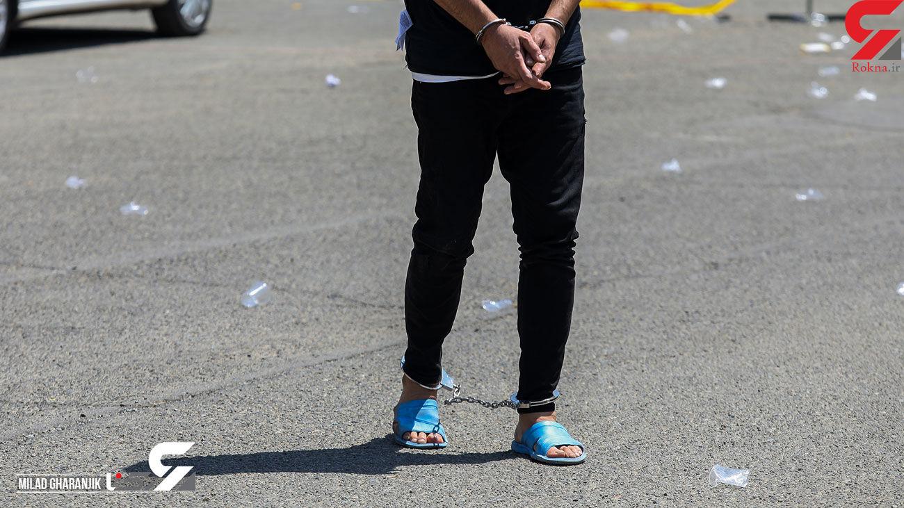مرد خوزستانی زنش را سلاخی کرد / پایان ۷ سال کوه نشینی