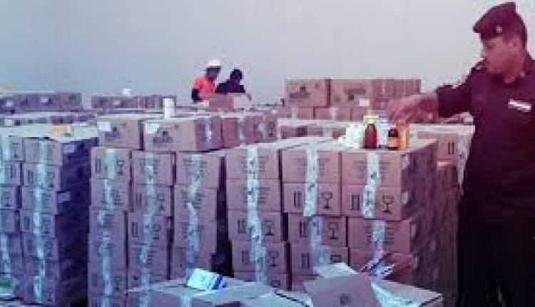 قاچاق ۱۹ کامیون دارو از ایران به عراق