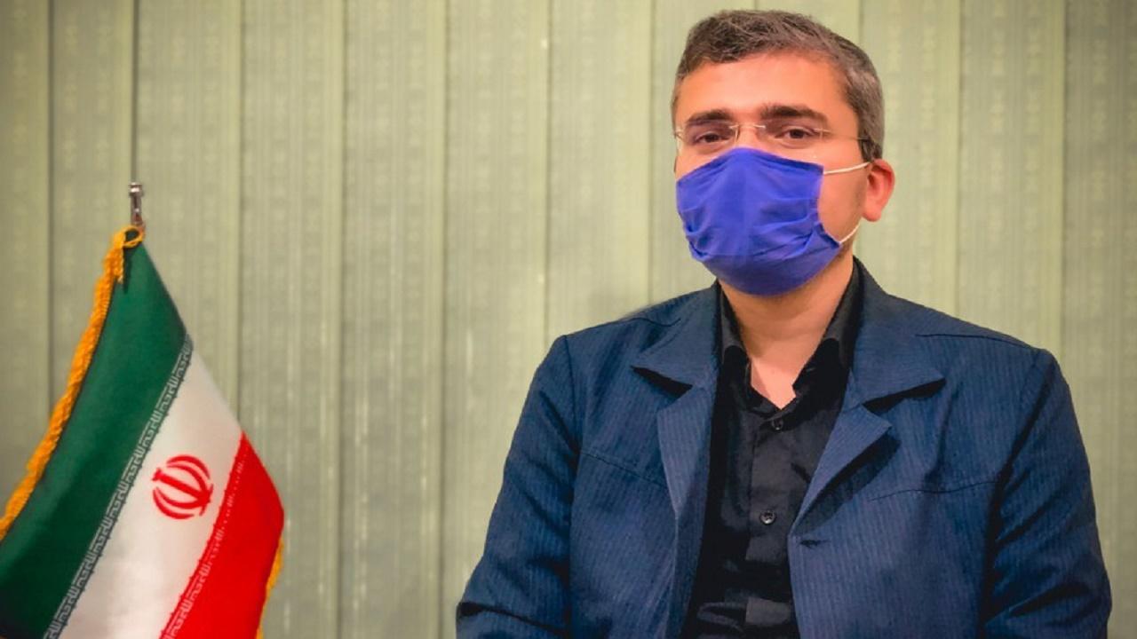 دکتر ابراهیم رضایی نماینده مردم دشتستان در مجلس