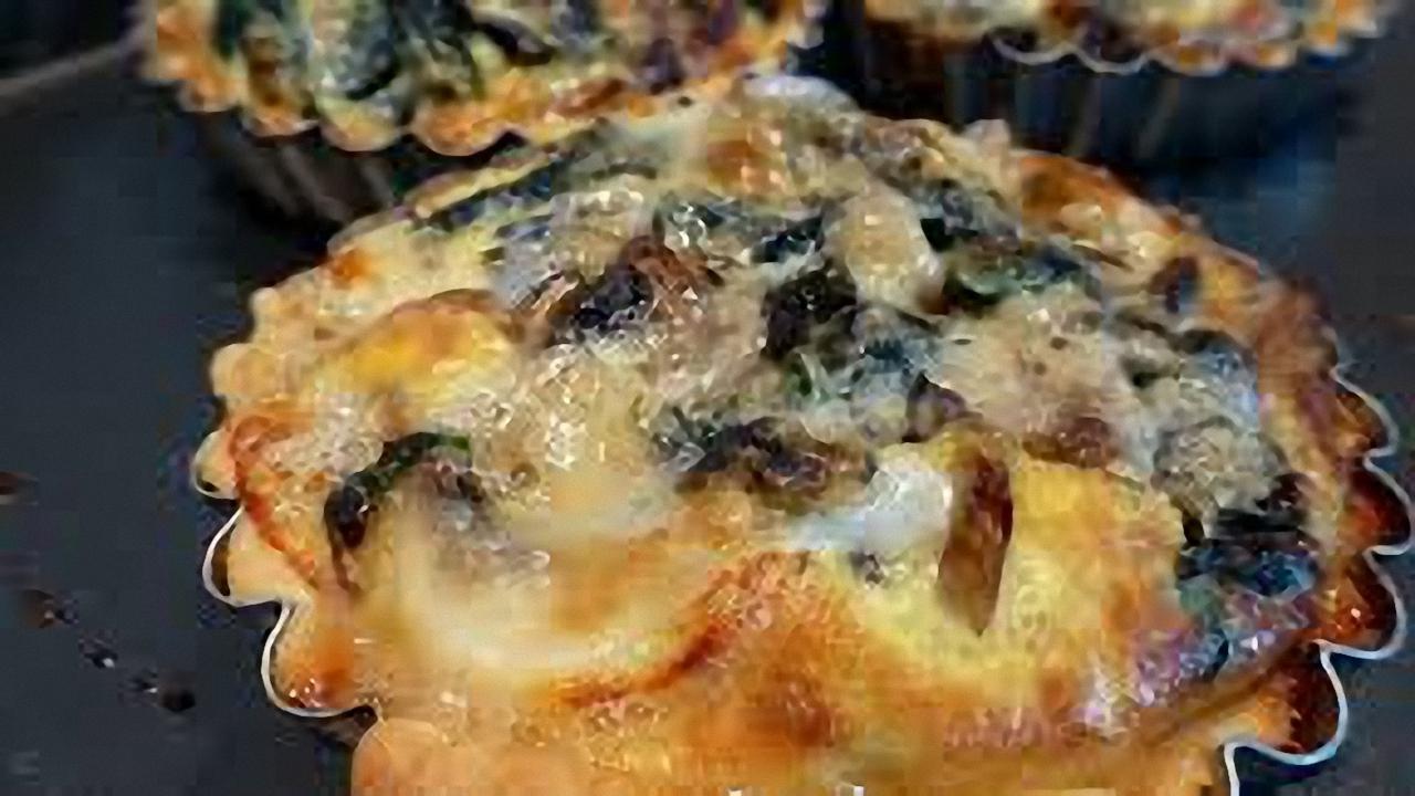 آموزش آشپزی؛ از فیلو بلو و تارت پستو با پنیر تا اسپاگتی با کره بادام زمینی + تصاویر