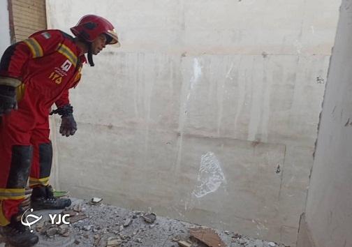 انفجار گاز در یک مجتمع مسکونی در اهواز/ ۵ نفر مصدوم شدند