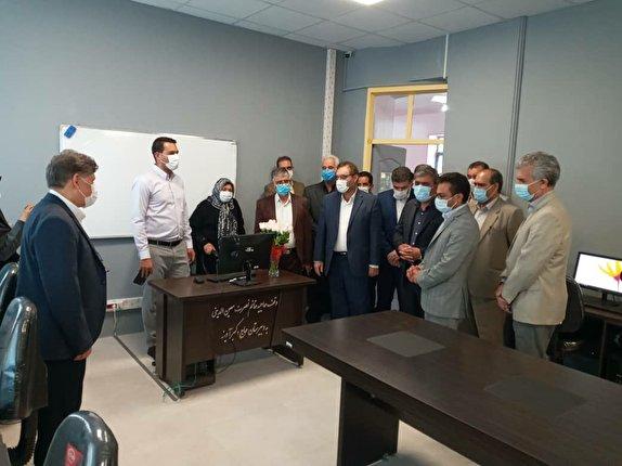 باشگاه خبرنگاران - افتتاح مرکز ارائه الکترونیکی محتوا درسی در کرمان