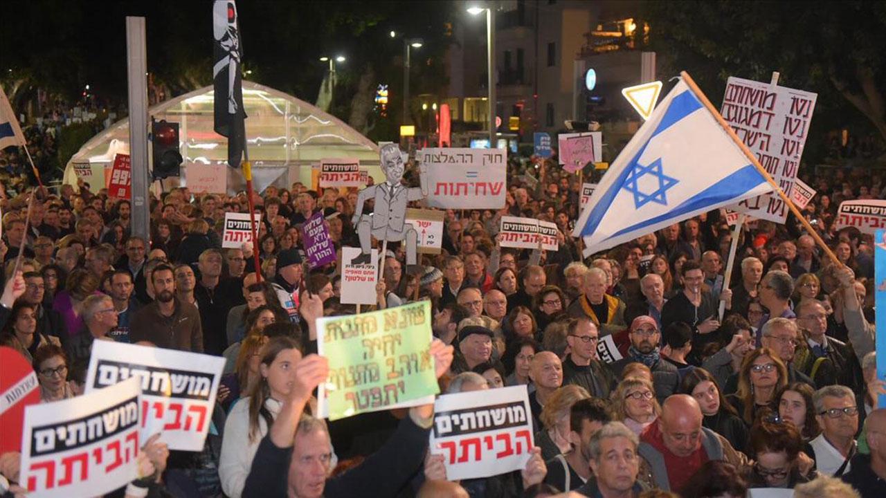 استعفای نتانیاهو
