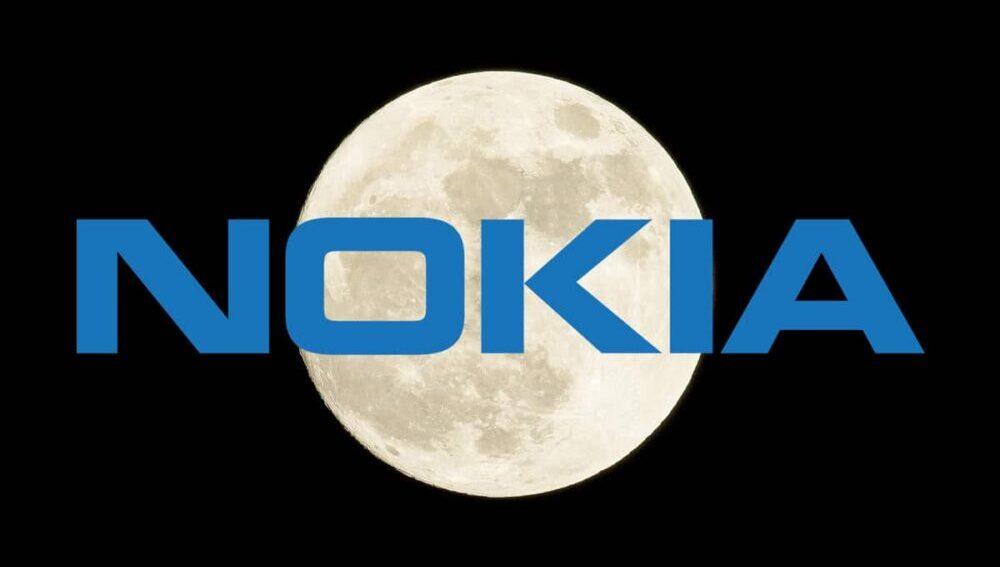 نوکیا در ماه