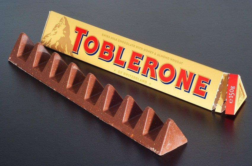 لوگوی Toblerone