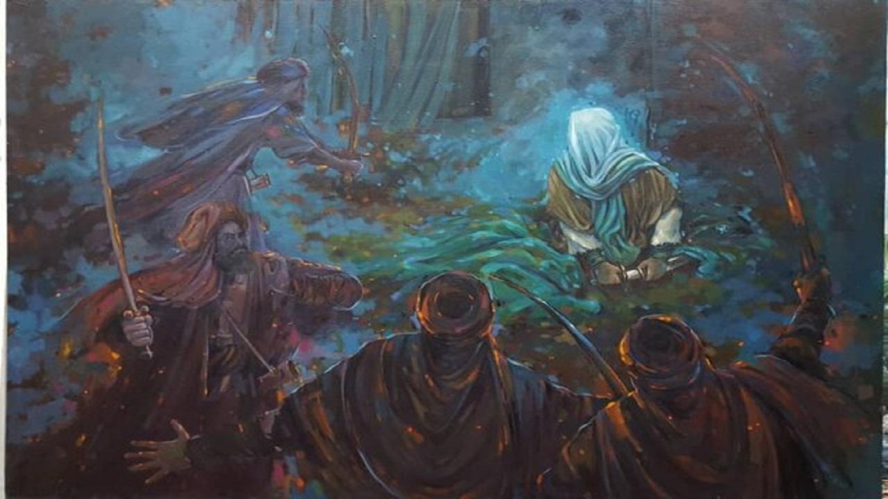 لیلةالمبیت چه شبی بود/استمرار رفتار نبوی و حسینی در ماه ربیع الاول+فیلم