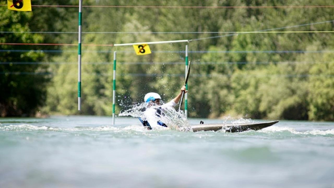 ملی پوش قایقرانی اسلالوم: امید به کسب سهمیه المپیک توکیو ندارم