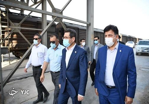 رشد ۳۶ درصدی بارگیری و حمل و نقل ریلی در بندر امام خمینی (ره)