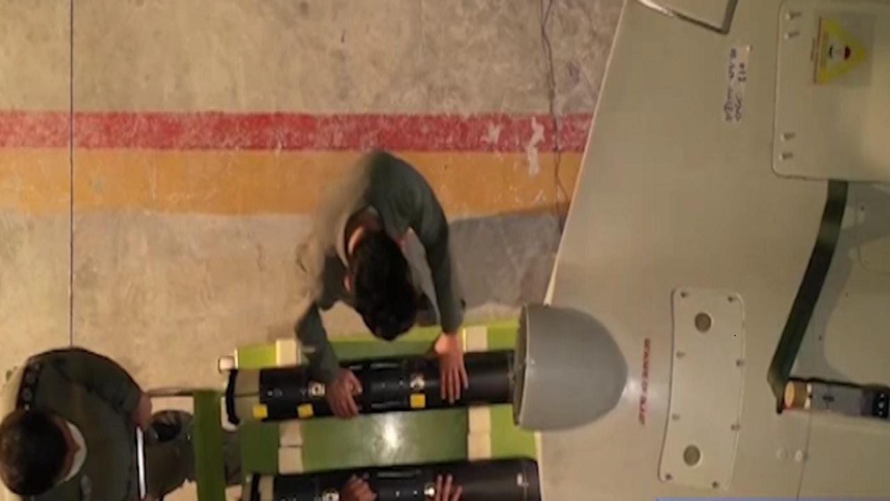 سلام نظامی ایران به بازارهای جهانی تسلیحات نظامی + فیلم