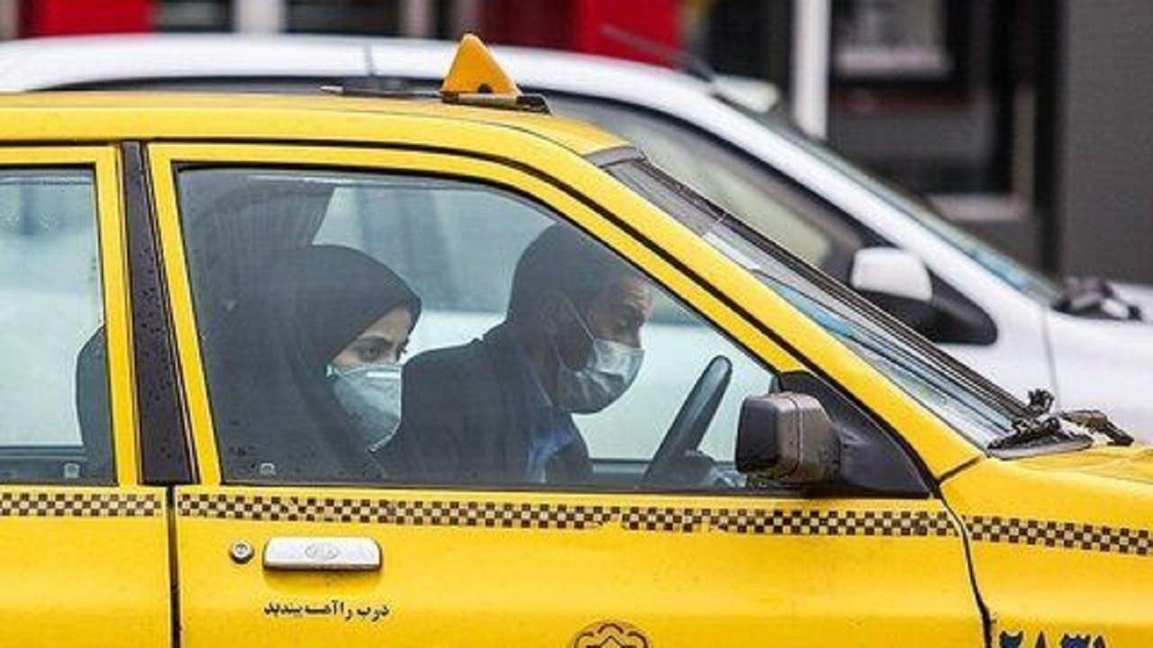 خودرو تک سرنشین-کرونا-سردار حسین رحیمی