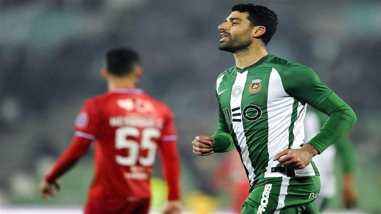 طارمی: اسکوچیچ برای تک تک بازیکنان تیم ملی فوتبال برنامه دارد