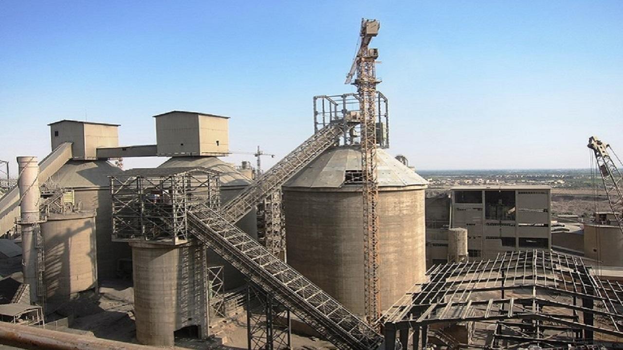 راه اندازی مجدد کارخانه سیمان تهران نماد اقتصاد مقاومتی در کشور