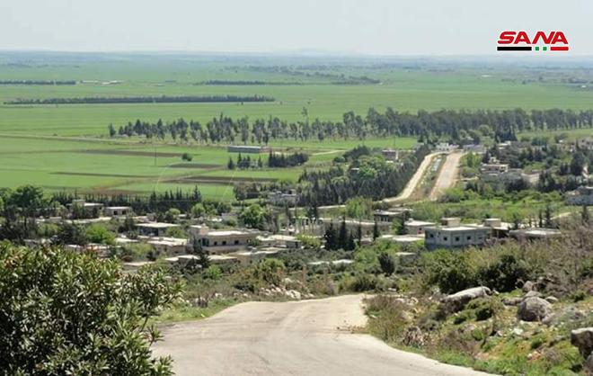تصاویری زیبا از مناطق مختلف سوریه