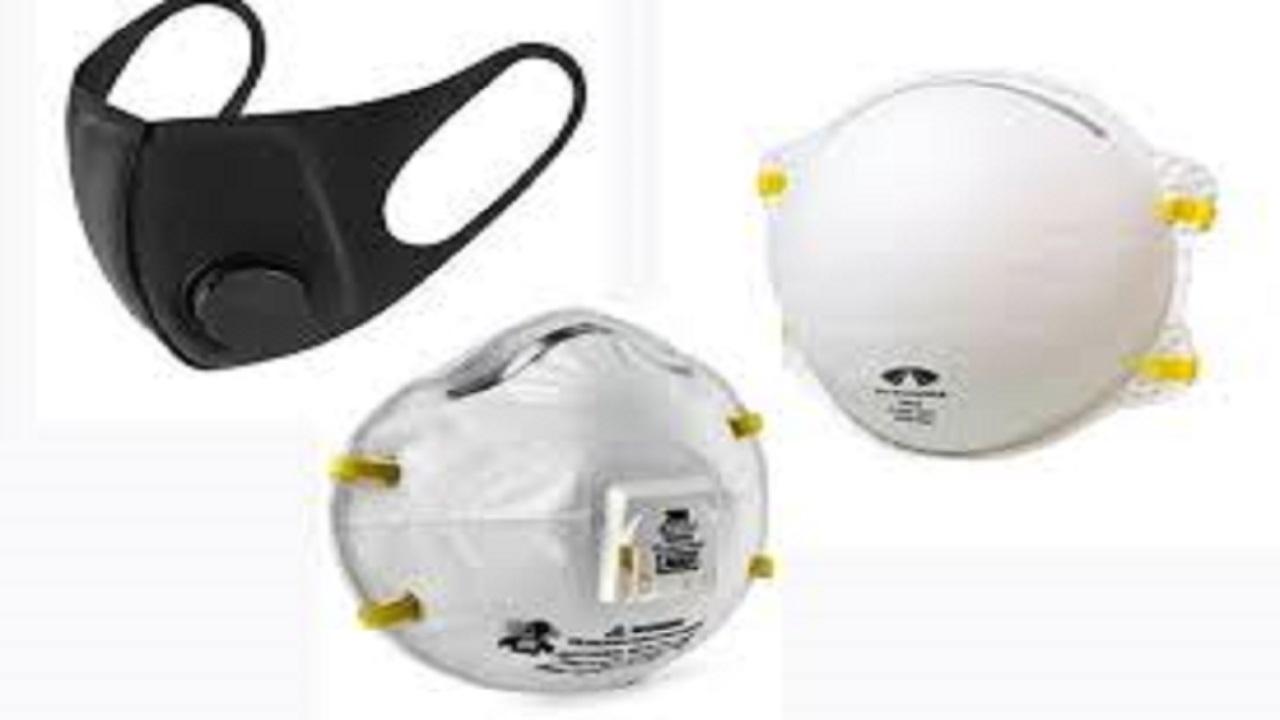 قیمت انواع ماسک تنفسی چقدر است؟