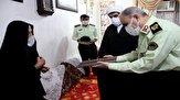 باشگاه خبرنگاران - دیدار مسئولان با خانواده شهید محمد علی بهمئی پور رامهرمزی