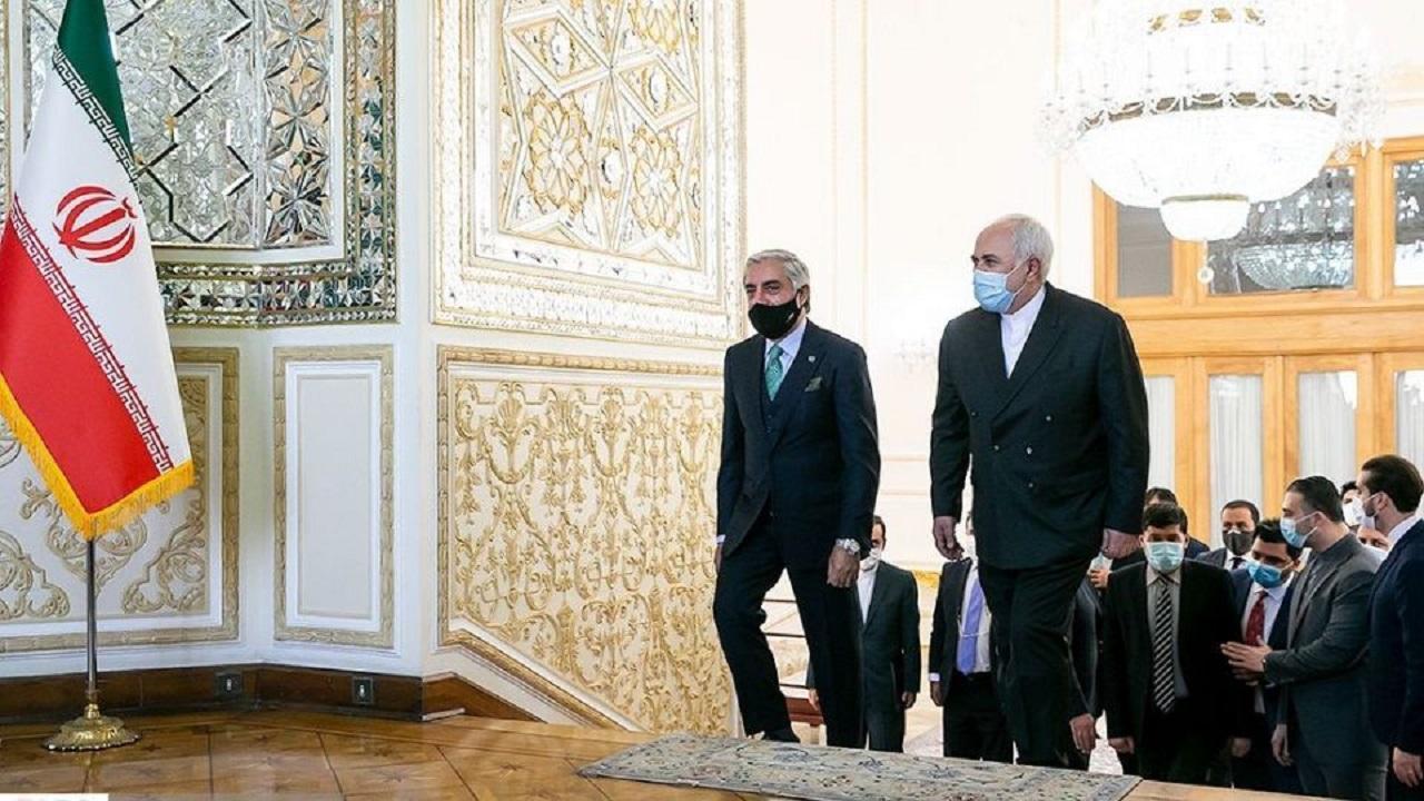 ماموریت عبدالله در ایران چیست؟//