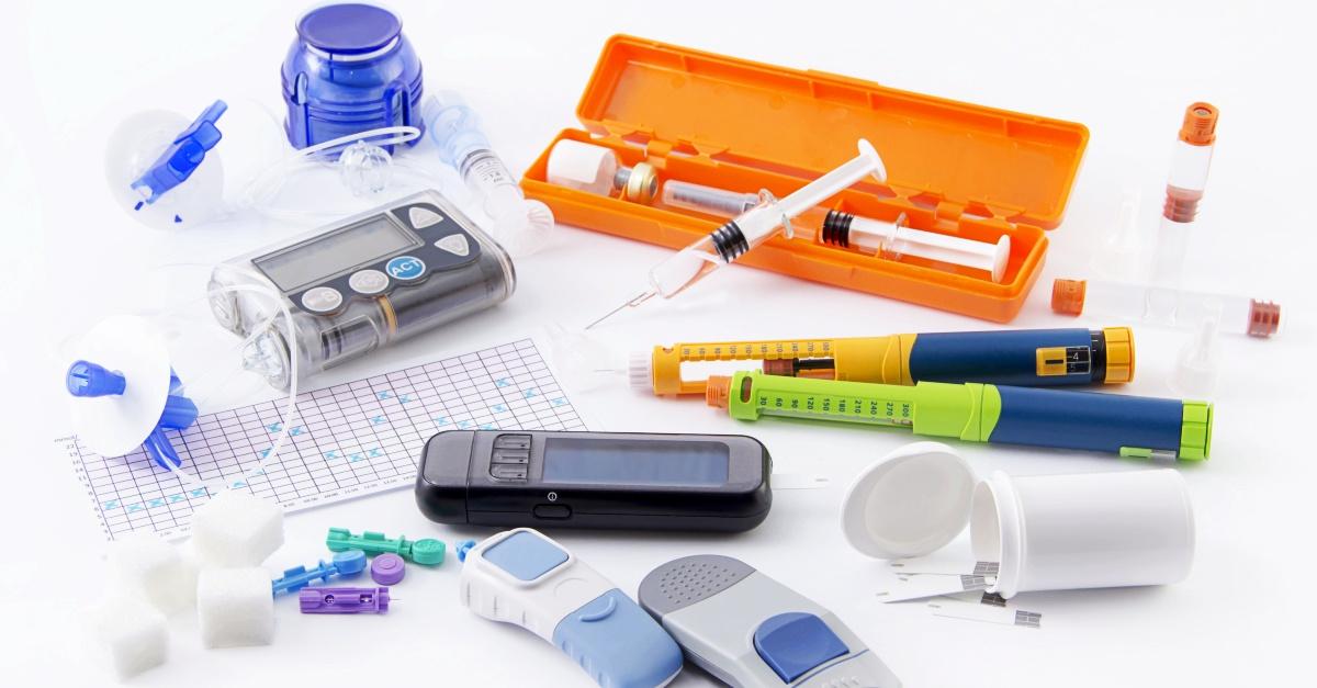 انسولین های قلمی