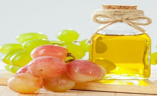 راز صافی پوست شما در روغن هسته انگور
