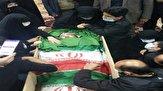 باشگاه خبرنگاران - مراسم وداع با شهید محمدی در معراج شهدا برگزار شد