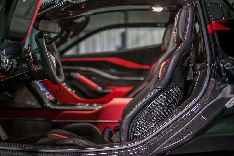رونمایی از سریعترین خودروی جهان +تصاویر