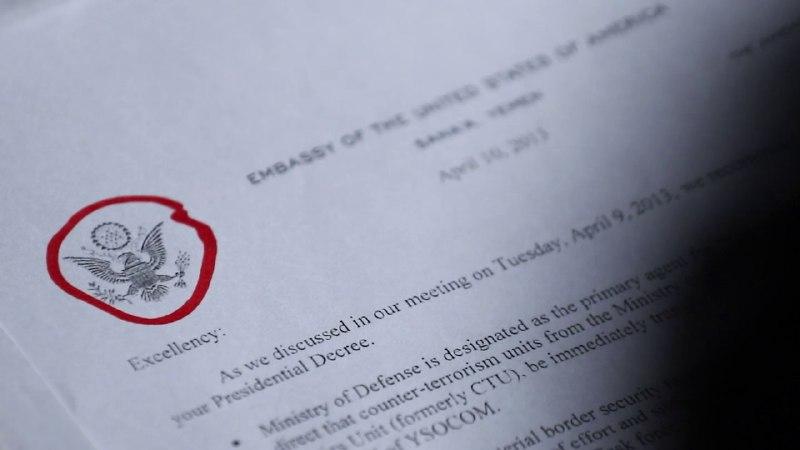 انتشار اسناد محرمانه در خصوص مداخلات آمریکا در یمن+ تصاویر