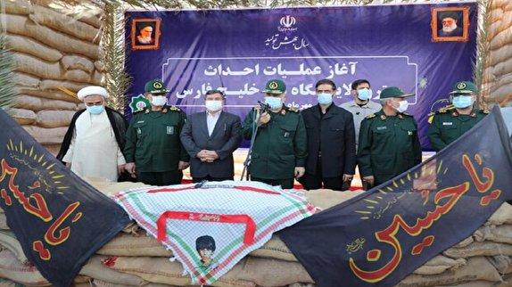 باشگاه خبرنگاران - سپاه با وجود تحریمها اجازه توقف هیچ طرحی را نمیدهد