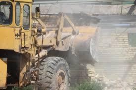 برخورد قانونی با ۲۱۰ مورد ساخت و ساز غیر قانونی در تبریز