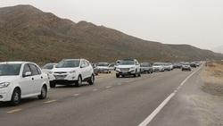 تردد روزانه ۳۵ هزار خودرو در راههای ارتباطی خانمیرزا