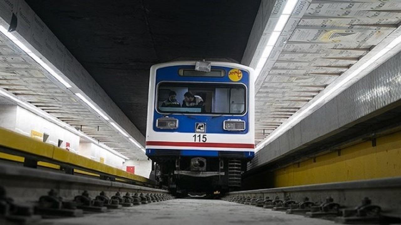 تعداد ران های مترو هشتگرد _ گلشهر افزایش یافت