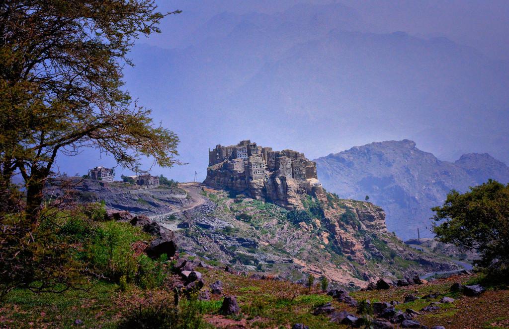تصاویری که زیباییهای یمن را یادآور میشوند