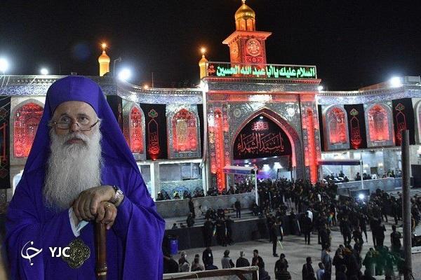جنگ قره باغ: دعوت «روحانی مسیحی» زائر کربلا از «روحانیون ایرانی» برای کمک به صلح