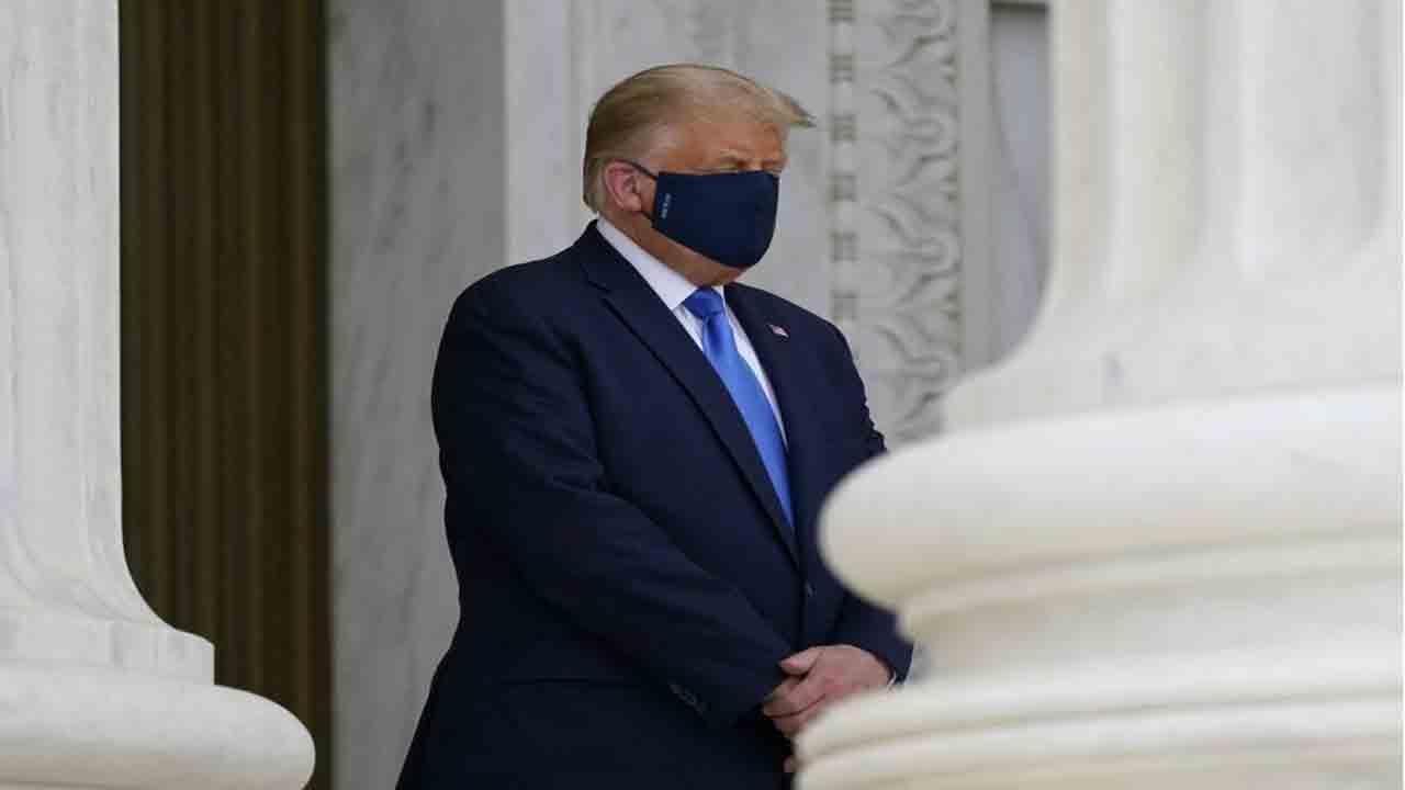هو شدن ترامپ و همسرش