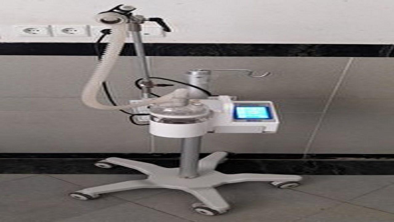 اهدای یک دستگاه نبولایزر به حوزه سلامت کاشمر