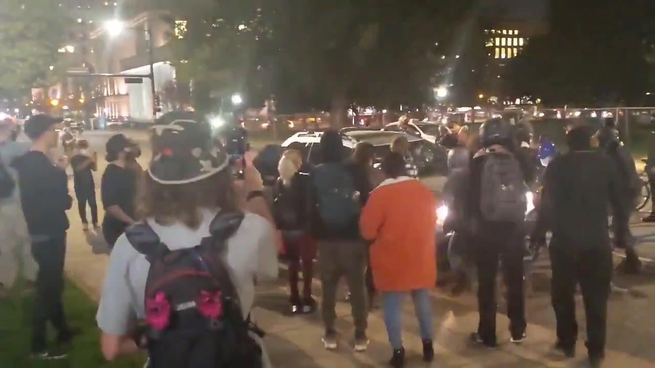 تظاهرات مردمی