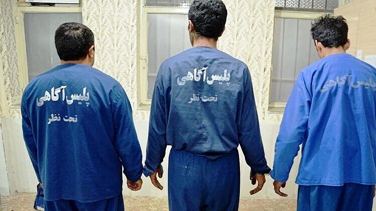 این ۳ مرد با خرید و فروش میلیاردی بازار ارز خوزستان را بهم ریخته بودند