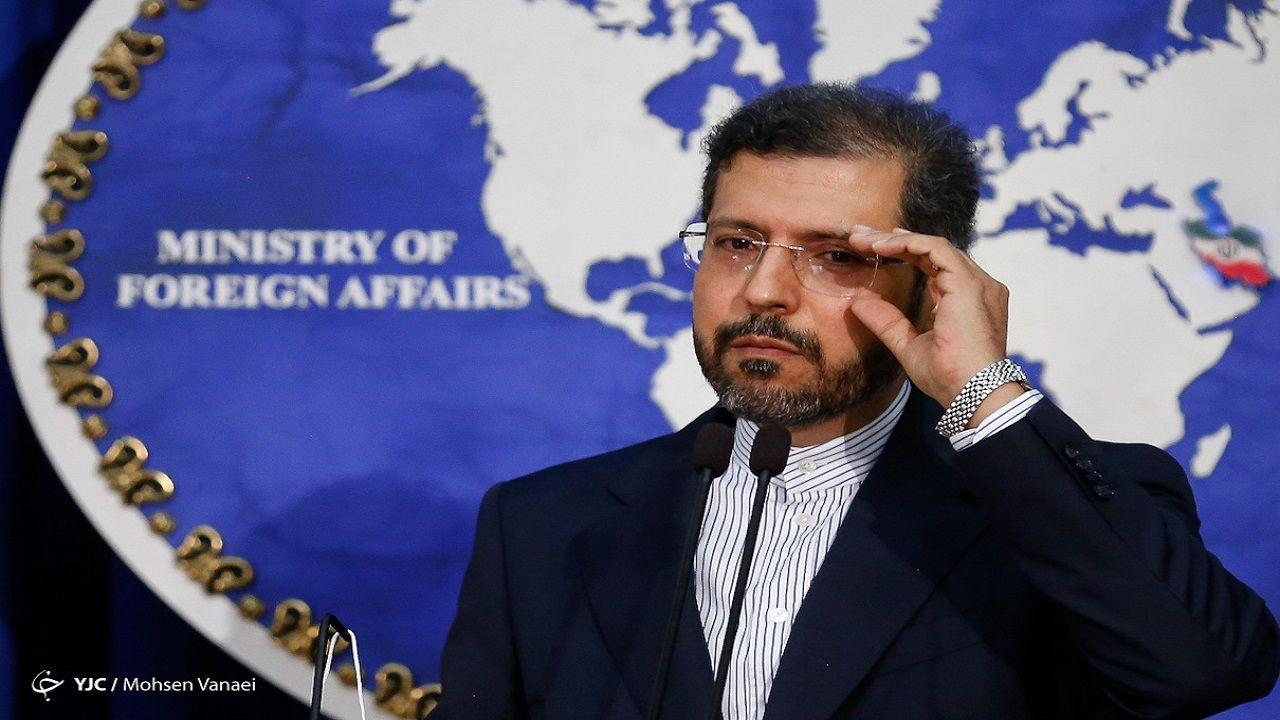 بیانیه حقوق بشری اتحادیه اروپا، فاقد صداقت است / عدم پذیرش دخالت در امور داخلی ایران توسط کشورهای اروپایی
