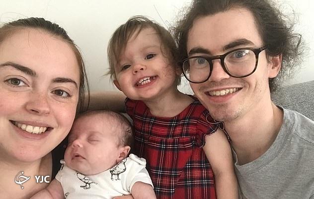 نجات معجزه آسای نوزاد ۱۷ روزه انگلیسی که دچار سه ایست قلبی شد+ تصاویر