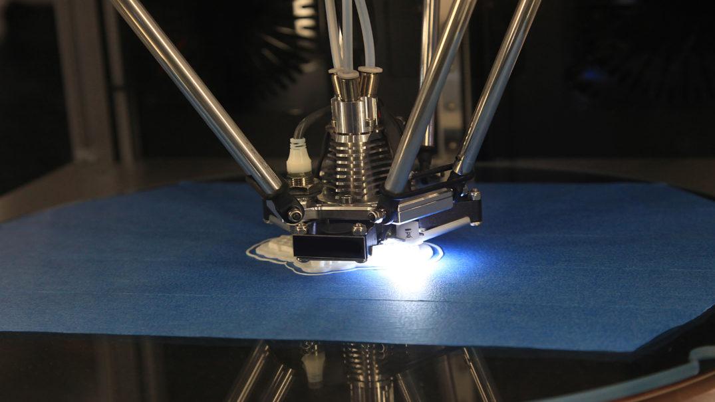 نقش فناوری پرینترهای سه بعدی در دوران کرونا